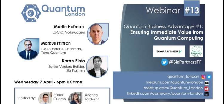Quantum Business Advantage, Today: Ensuring Immediate Value from Quantum Computing