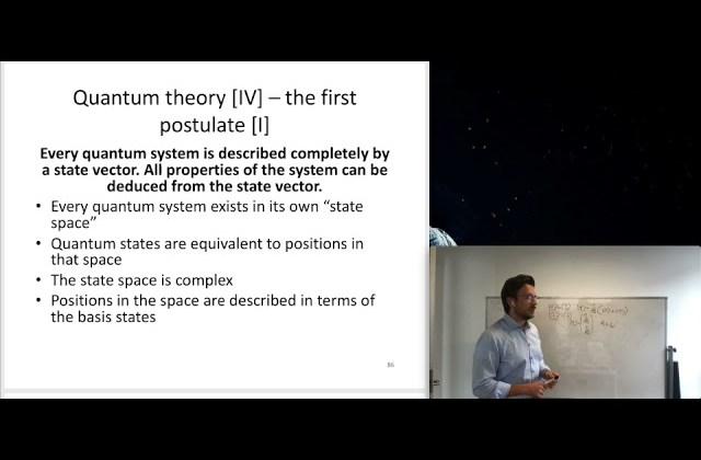 Quantum Computing Fundamentals – Lecture 3
