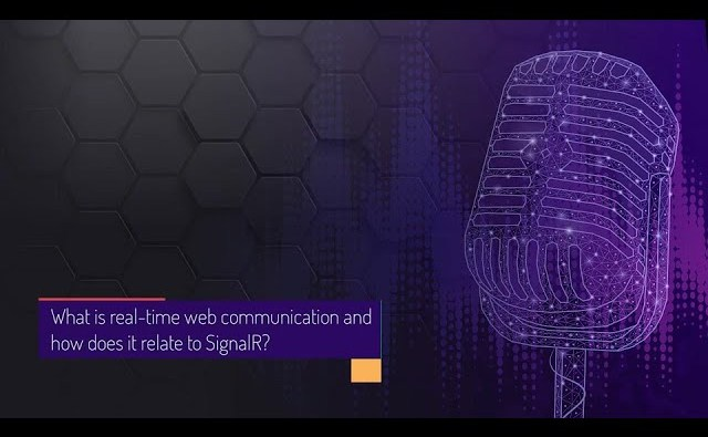 What is SignalR and How Does it Aid with Real-Time Communication on the Web?