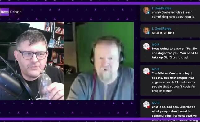 New Video Upload : Data Driven Live! Season 5, Episode 3