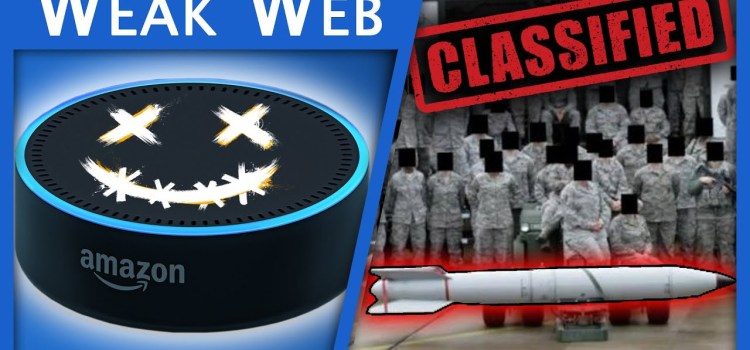 US Nuke Secrets Exposed, Amazon-Net Is Here
