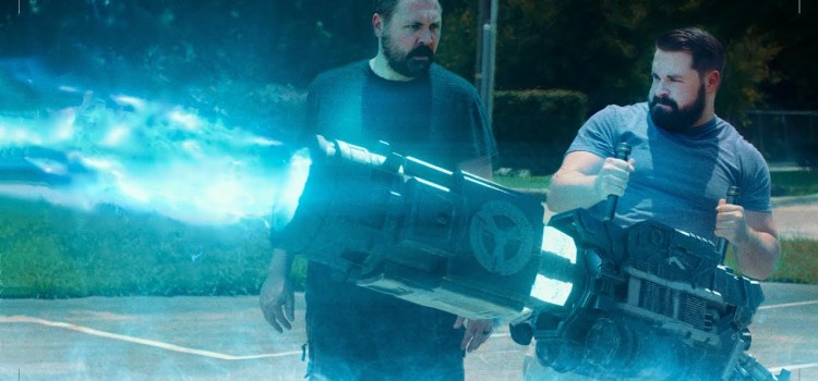 Creating a Giant Sci-Fi Laser Gun in After Effects