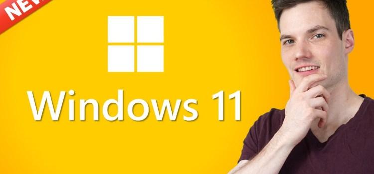 Windows 11 Event Recap by Kevin Stratvert