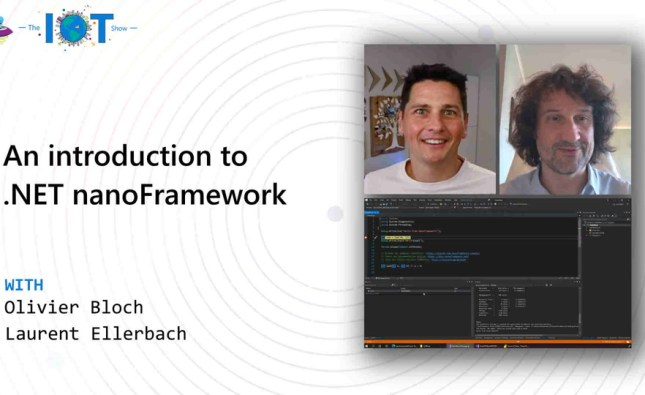 Introduction to the .NET nanoFramework