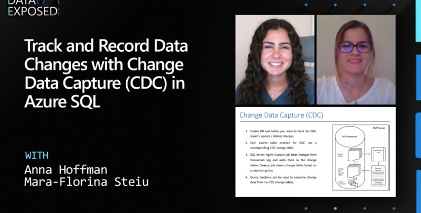 Track and Record Data Changes with Change Data Capture (CDC) in Azure SQL