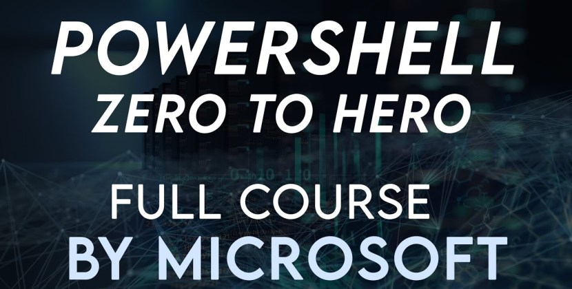 PowerShell For Beginners Full Course