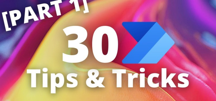 Top 30 Power Automate Desktop Tips and Tricks