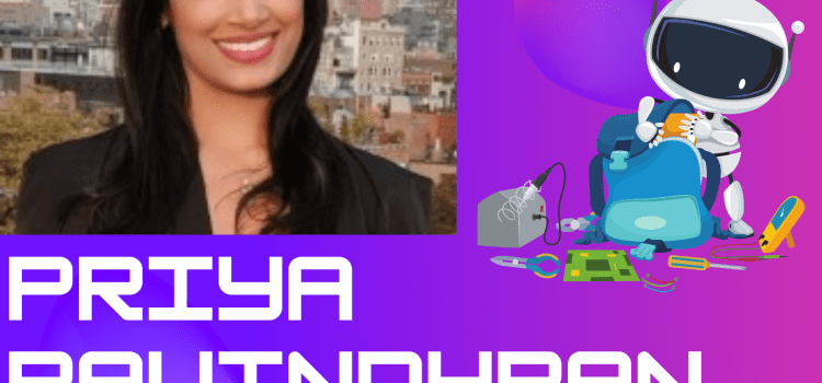 Priya Ravindhran on Automated ML, Electrical Engineering and Staying Relevant in Your Career
