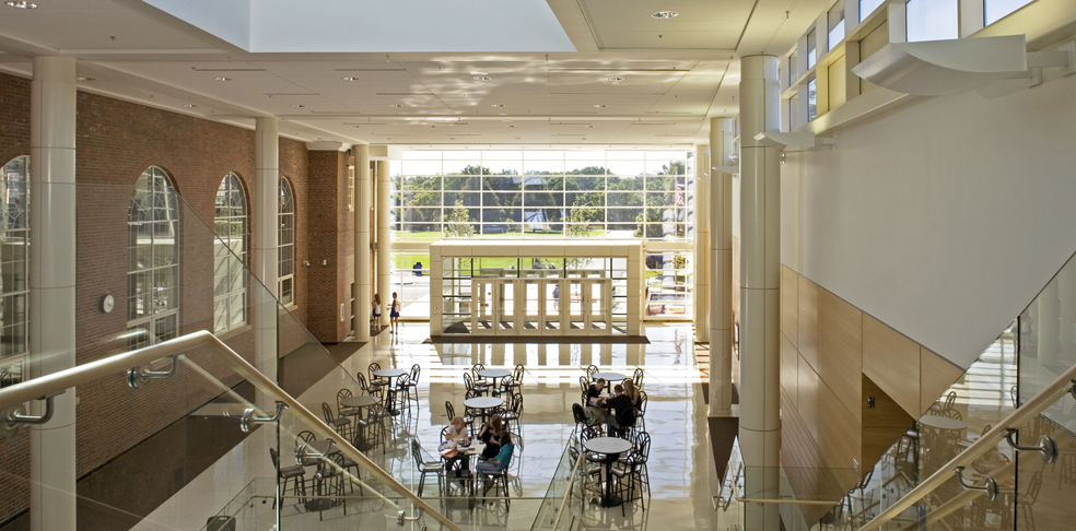 Top 100 Best STEM High Schools Lake Forest High School