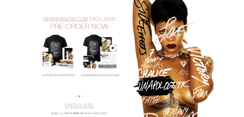Rihanna (Wordpress)
