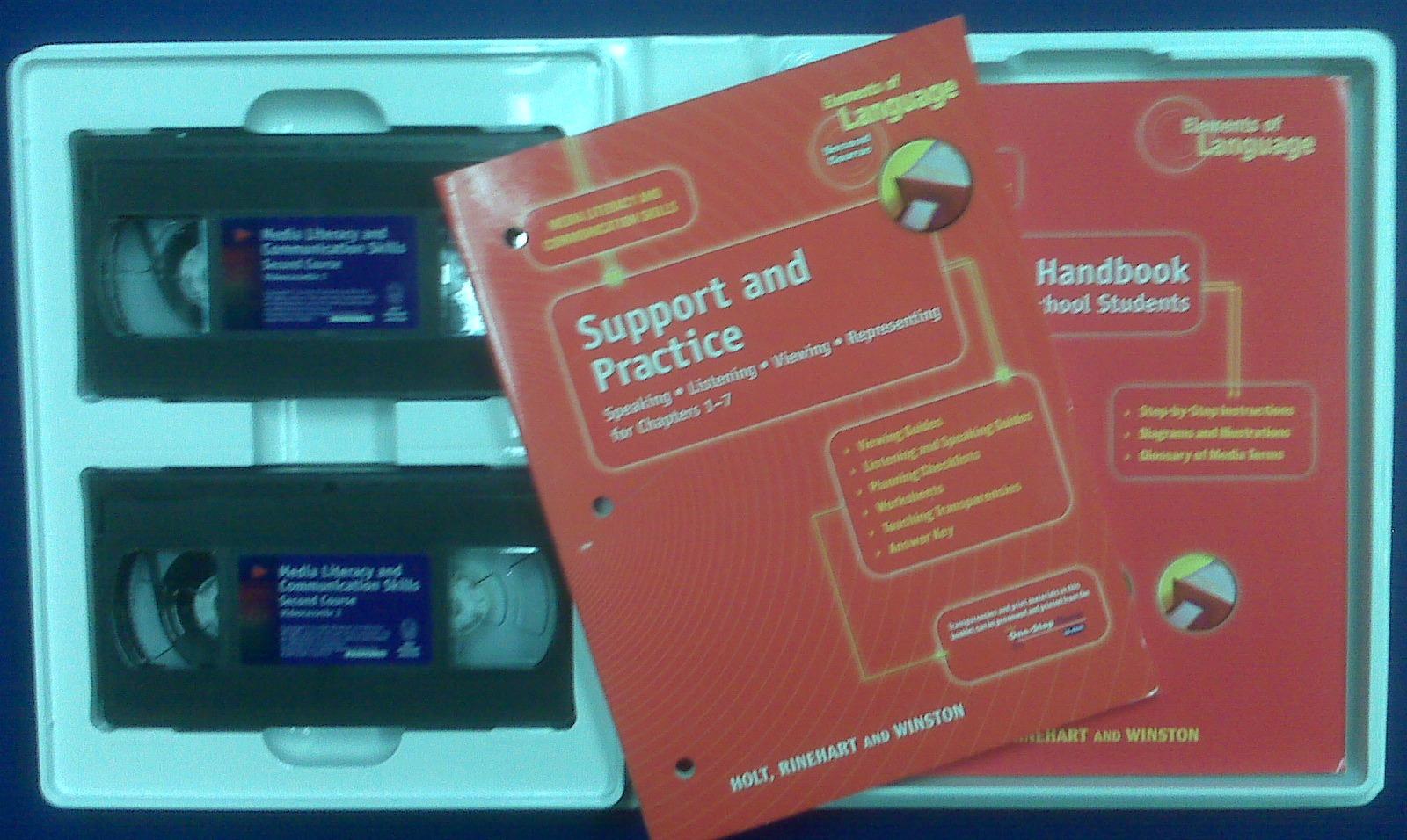 Media Literacy Textbooks