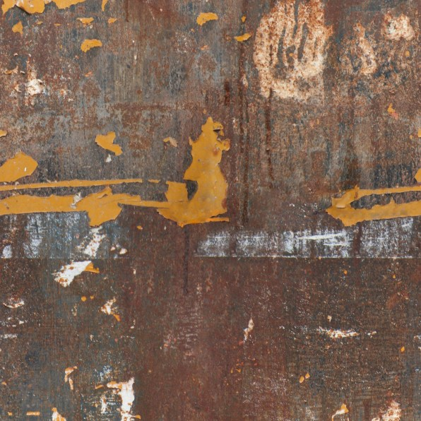 Painted rust 1