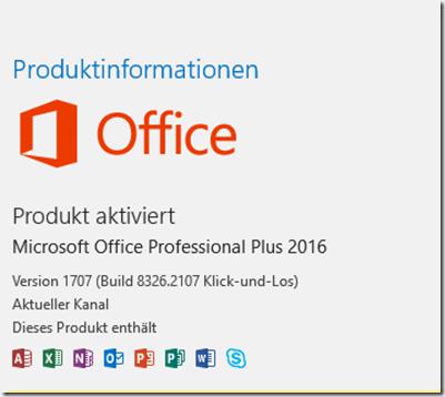 Outlook 2016 Passwortabfrage beim Öffnen von Anhängen