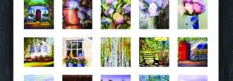 Liz Kalish Paintings gallery page