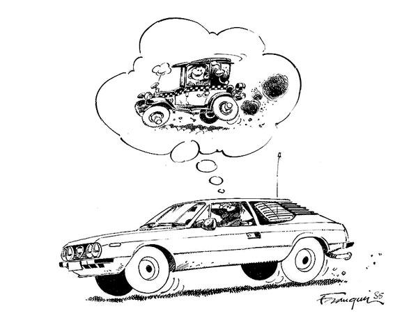 Franquin-Lancia-Beta
