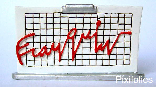 Signature électrocardiogramme