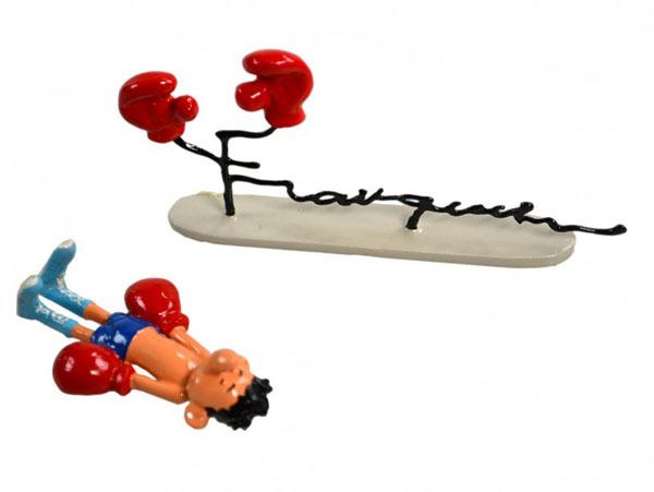 Signature Gant de boxe