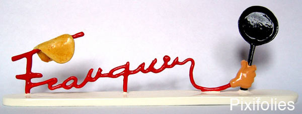 Signature Poêle à crêpes