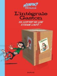 L'intégrale Gaston - Coffret Édition Chronologique (tirage limité)