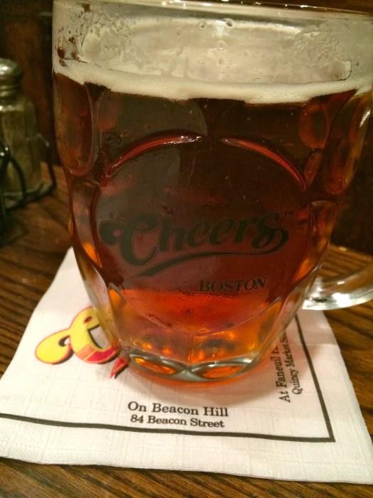 Cheers Bar - Beacon Hill - Boston MA