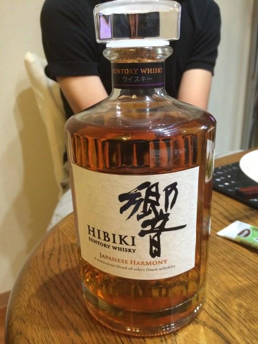 Hibiki Whisky Japan