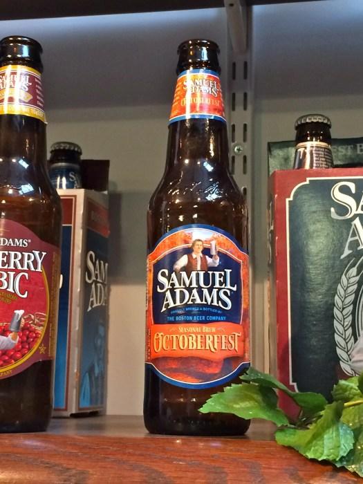 Octoberfest Samuel Adams Beer