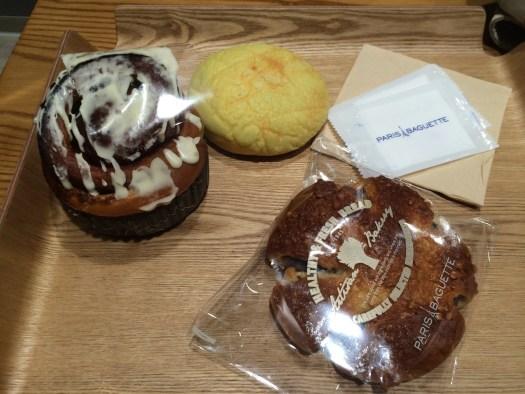Korean Pastries