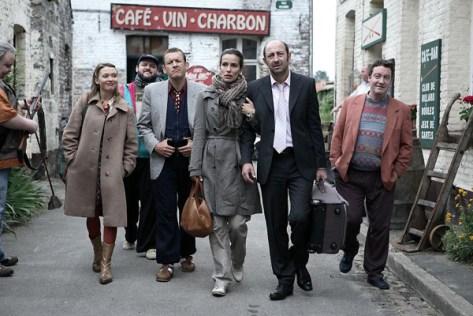 Dany Boon & Kad Merad in Bienvenue chez les Ch'tis