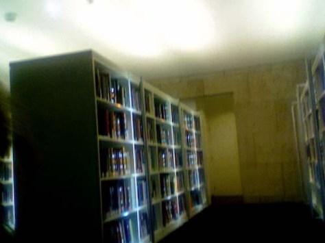 Bieb met boeken