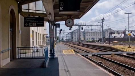 Prototypisch Frans station
