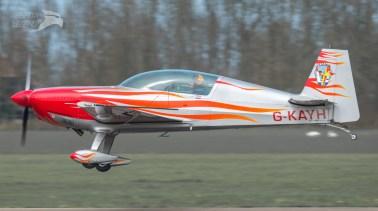 Extra EA300L G-KAYH Airshow Legend