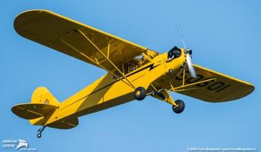 NC50601 Piper J-3C-65 Cub Airshow Legend