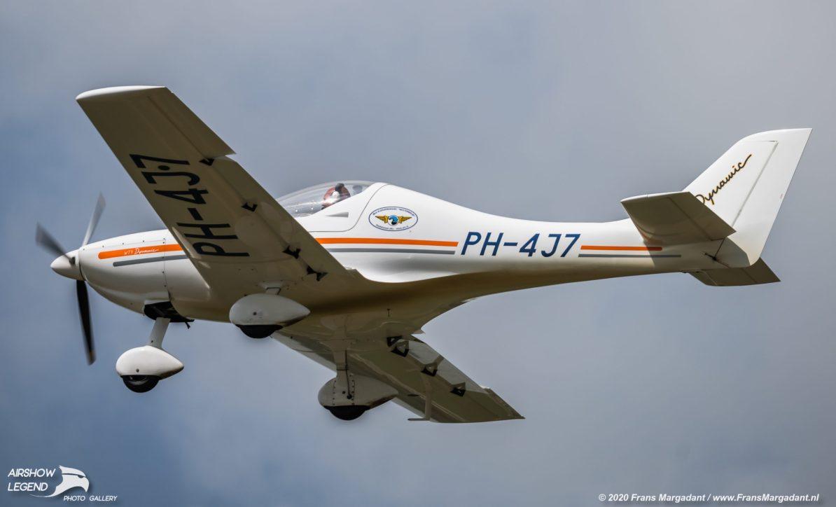 PH-4J7 Aerospool WT-9 Dynamic Airshow Legend