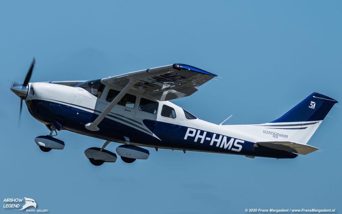 PH-HMS Cessna T206H Turbo Stationair Airshow Legend