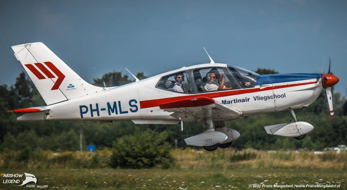 PH-MLS Socata TB-10 Tobago GT Airshow Legend