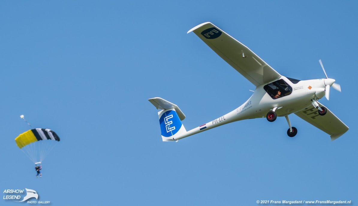 PH-EFL Pipistrel Velis Electro Airshow Legend