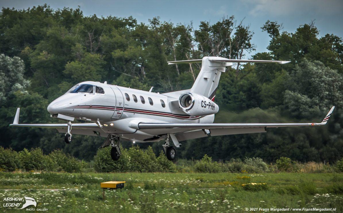 CS-PHH Embraer 505 Phenom 300 Airshow Legend