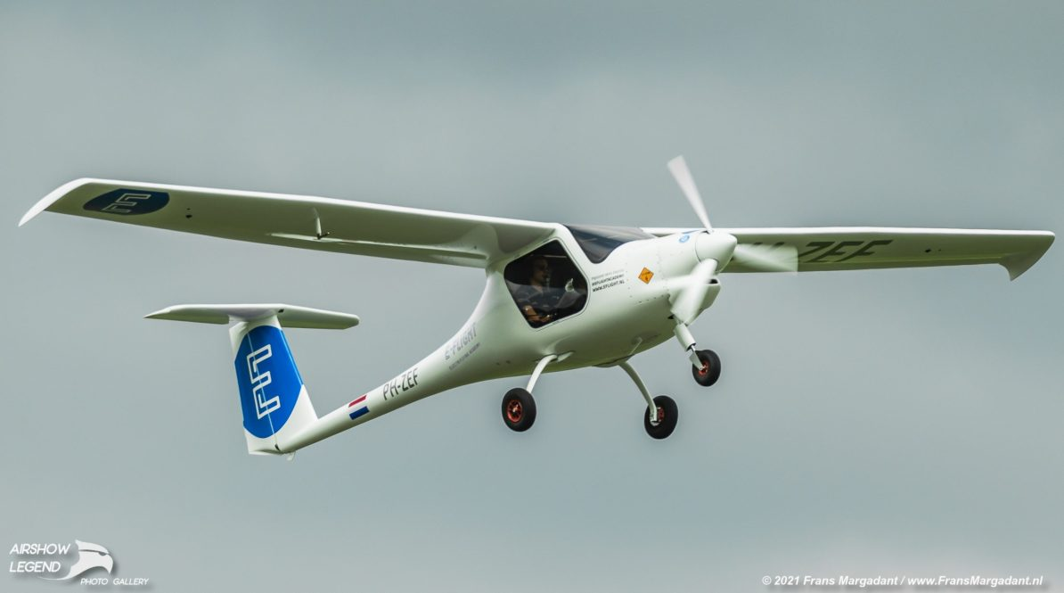 PH-ZEF Pipistrel Velis Electro Airshow Legend