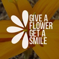 Give A Flower, Get A Smile