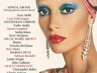 Adwoa Aboah Covers December Vogue