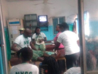 19 NYSC members seriously injured after 37 of them were involved in auto crash just minutes after leaving camp in Ogun State
