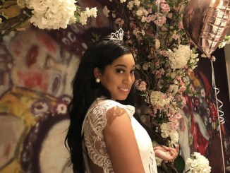 bridal shower of daughter of Pastor Chris Oyakhilome, Carrissa Sharon Oyakhilome