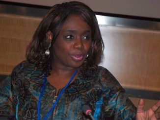 Kemi Adeosun is the former Finance Minister of Nigeria and former chairman of the board of African Export–Import Bank.
