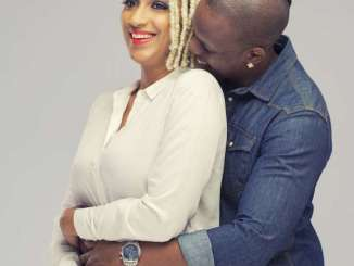 Ghanaian actress Juliet Ibrahim has confirmed that her relationship with Nigerian rapper Iceberg Slim is finally over.