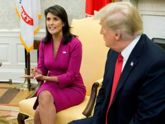 Nikki Haley's Exit as U.S. ambassador to the United Nations