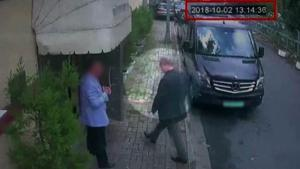 Two weeks after journalist Jamal Khashoggi disappeared after entering the Saudi Arabian consulate in Istanbul, the Kingdom announced he died and said it would bring the people responsible to justice. Saudi Arabia's statement said investigators worked with Turkish officials to determine what happened. There was a deadly altercation and now 18 Saudi nationals have been detained
