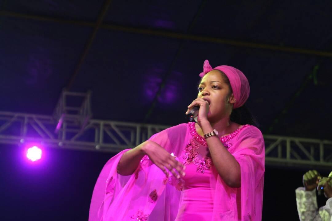 Naomi Oluwaseyi - the New Wife of the Ooni of Ife, Oba Adeyeye Ogunwusi (Photos)