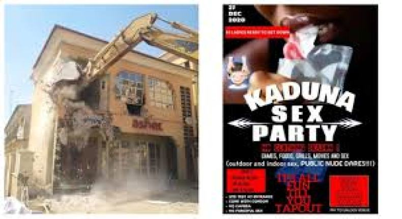 Kaduna Sex Party: How my restaurant was wrongly demolished - Asher CEO