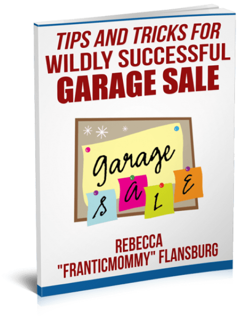 Tips and Tricks for a Wildly Successful Garage Sale