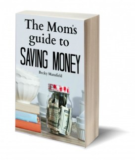 The Moms Guide to Saving Money